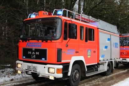 Löschfahrzeug LF 40/1