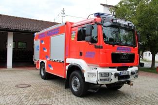 Tanklöschfahrzeug TLF 23/1